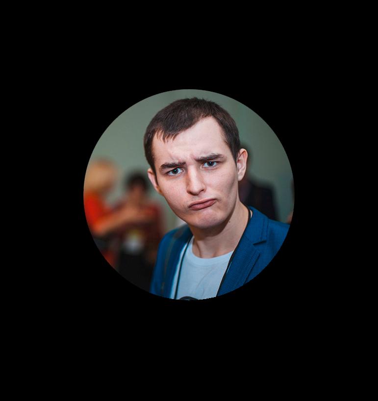 Страница Ивана в VK.com
